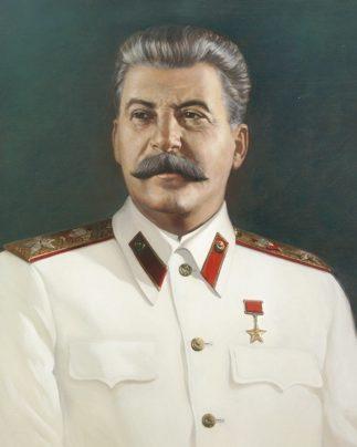 Шилов Виктор. Сталин.
