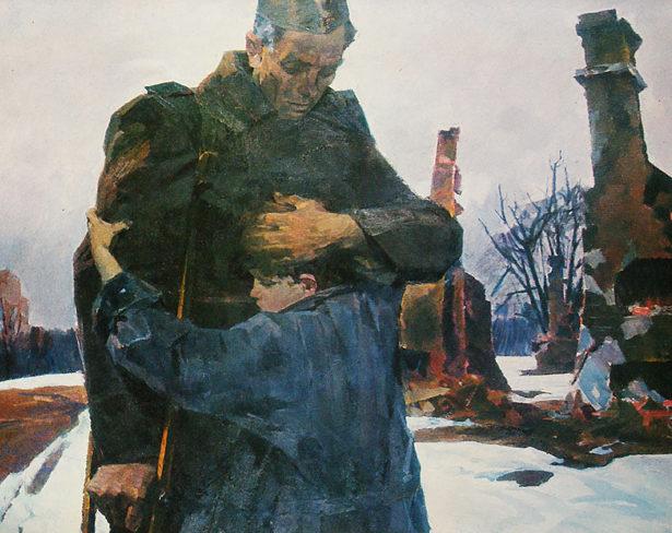 Ломыкин Константин. Отец.