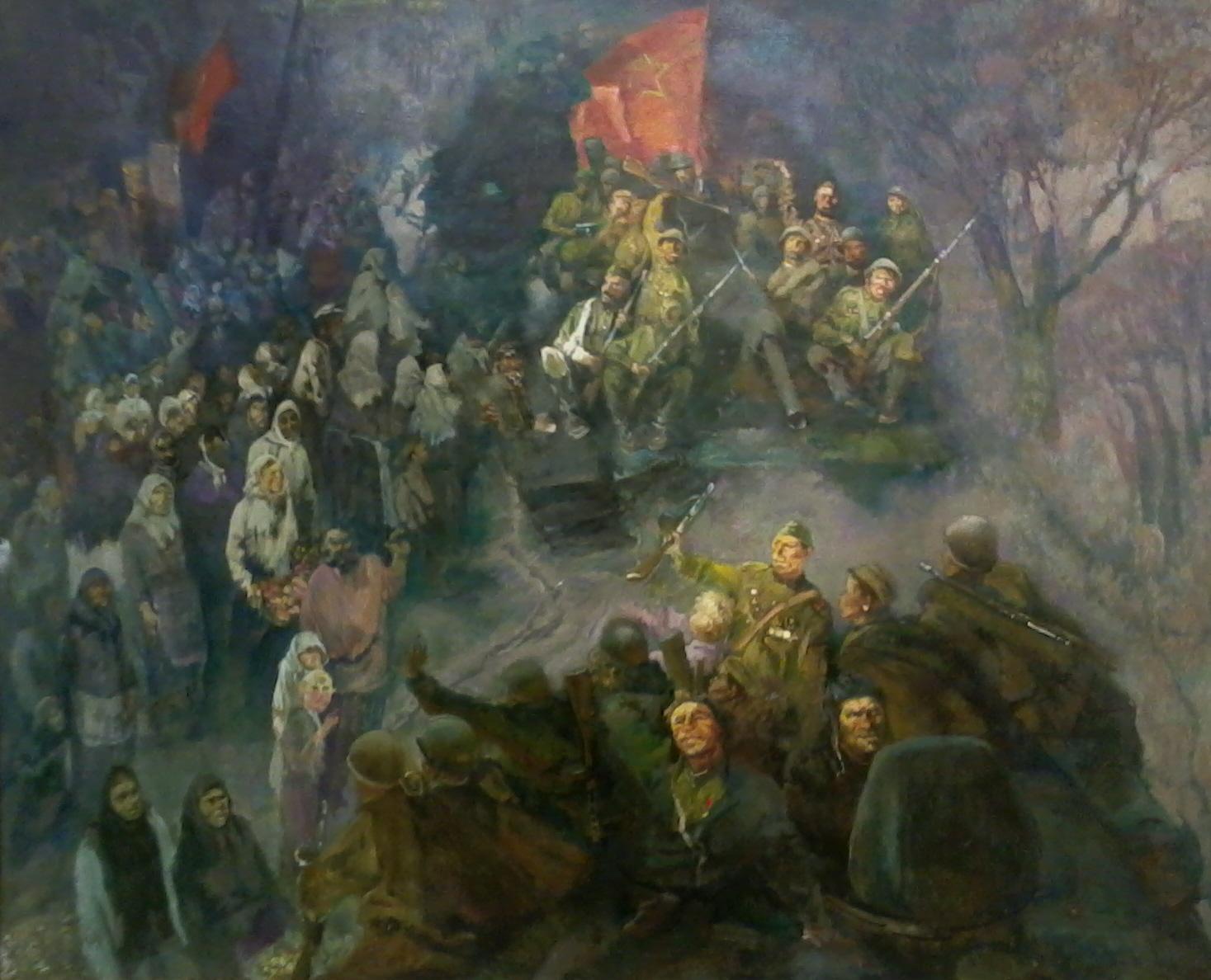 Тюрин Алексей. Освобождение.