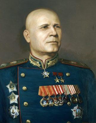 Шилов Виктор. Маршал Конев.
