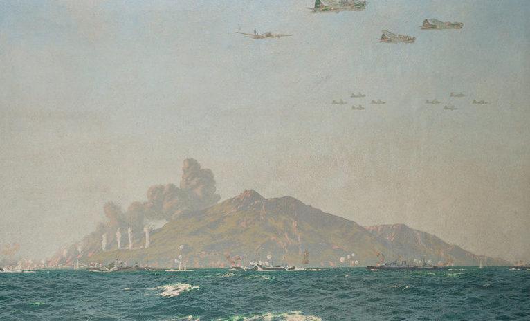 Wilkinson Norman. Бомбардировщики над Италией.