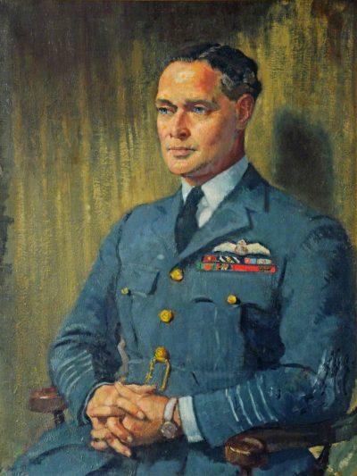 Orde Cuthbert. Капитан Douglas Bader.