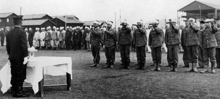 Последние слова перед выходом в море пилотов-смертников «Кейтэн». 1945 г.
