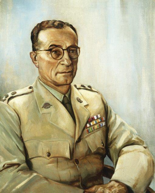 Godson John Barclay. Лейтенант Charles Anderson.