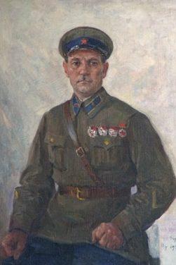 Модоров Федор. Комбриг Селиванов.