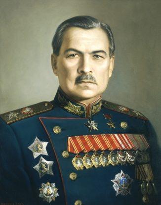 Шилов Виктор. Маршал Говоров.