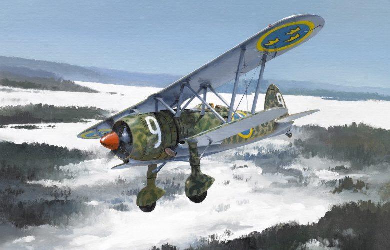 Middlebrook Roger. Истребитель Fiat CR.42 Falco.