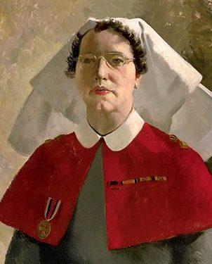Zinkeisen Doris. Главная медсестра Wade.