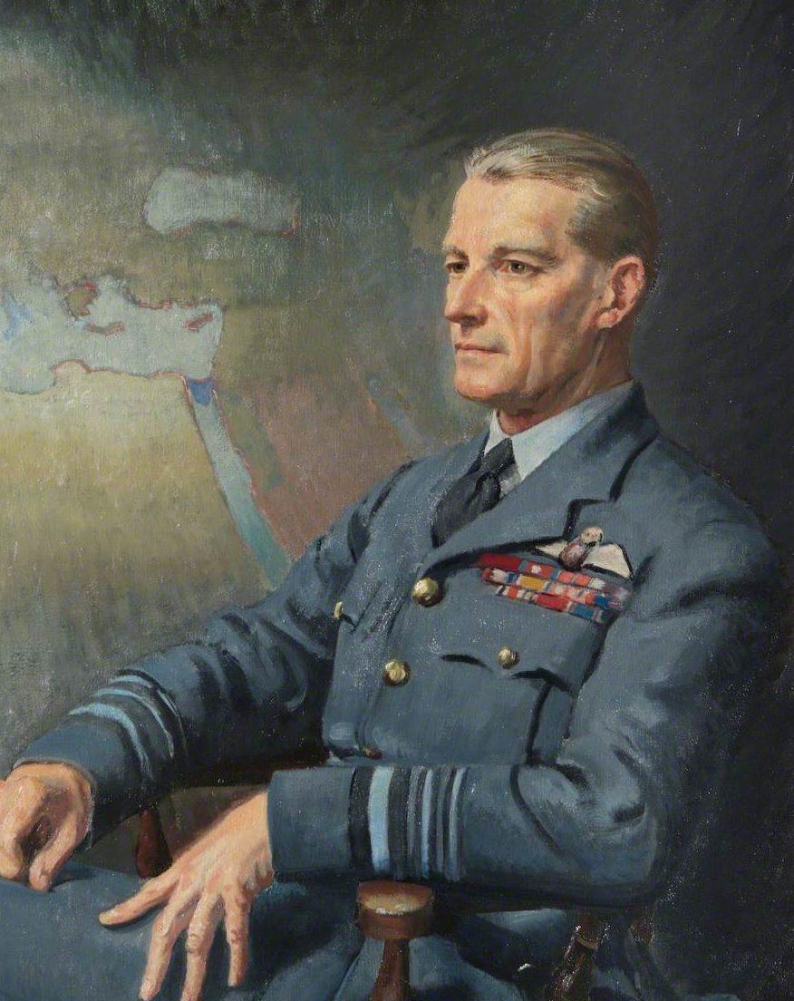 Orde Cuthbert. Маршал авиации Peter Drummond.