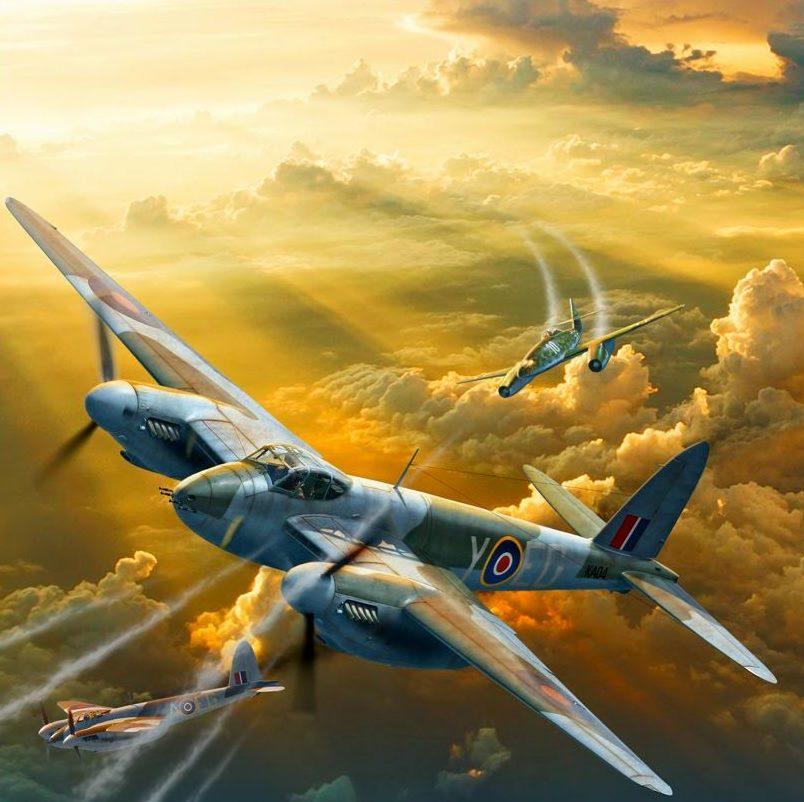 Петелин Валерий. Истребитель Ме-262.