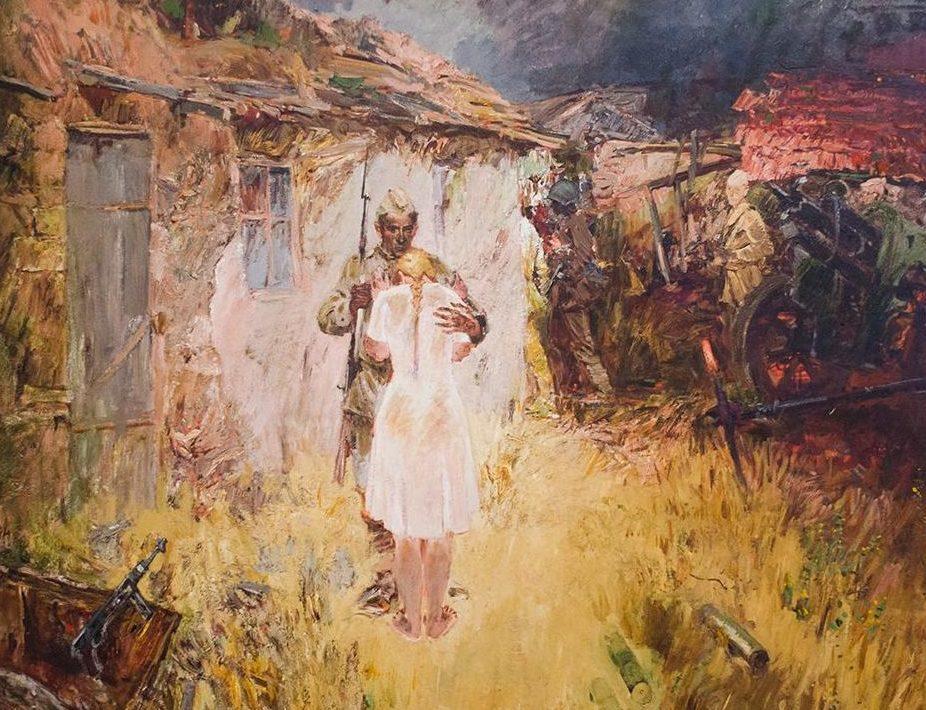 Столяренко Петр. Иван да Марья.