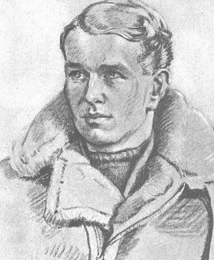 Orde Cuthbert. Портрет John Cunningham.