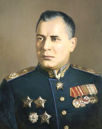 Шилов Виктор. Маршал Рокоссовский.