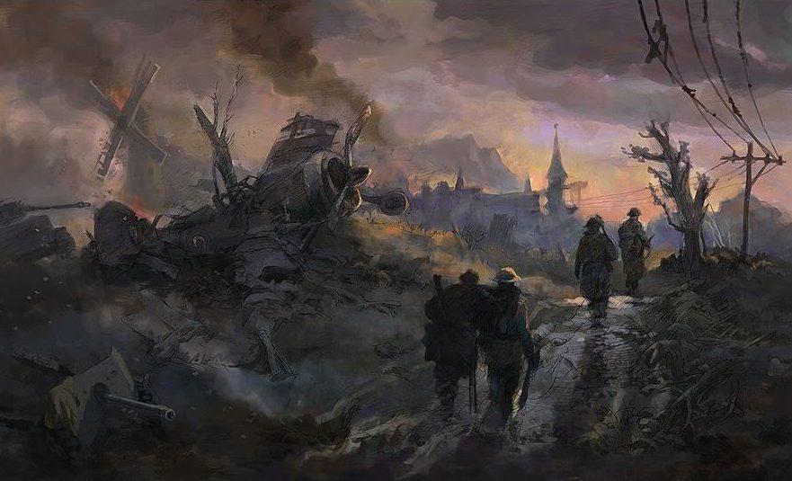 Zhou Lothar. Дорога в Кану.