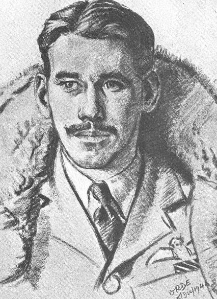 Orde Cuthbert. Портрет John Mungo-Park.