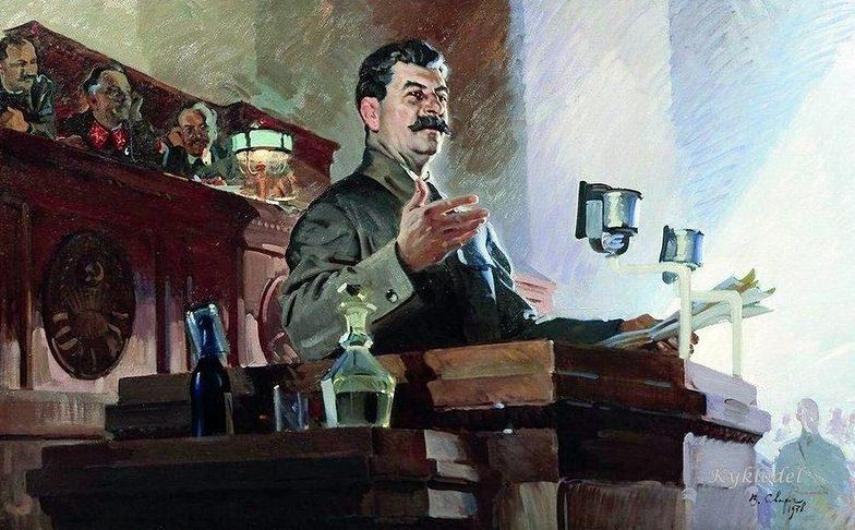 Сварог Василий. Сталин.