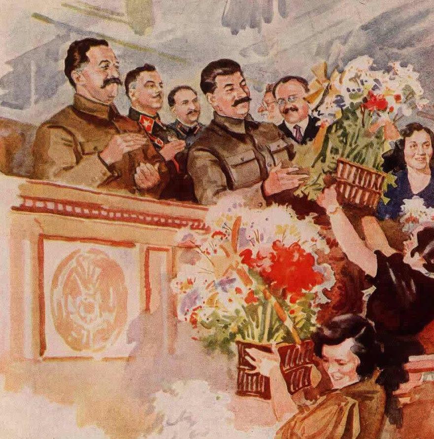 Сварог Василий. Привет Сталину.