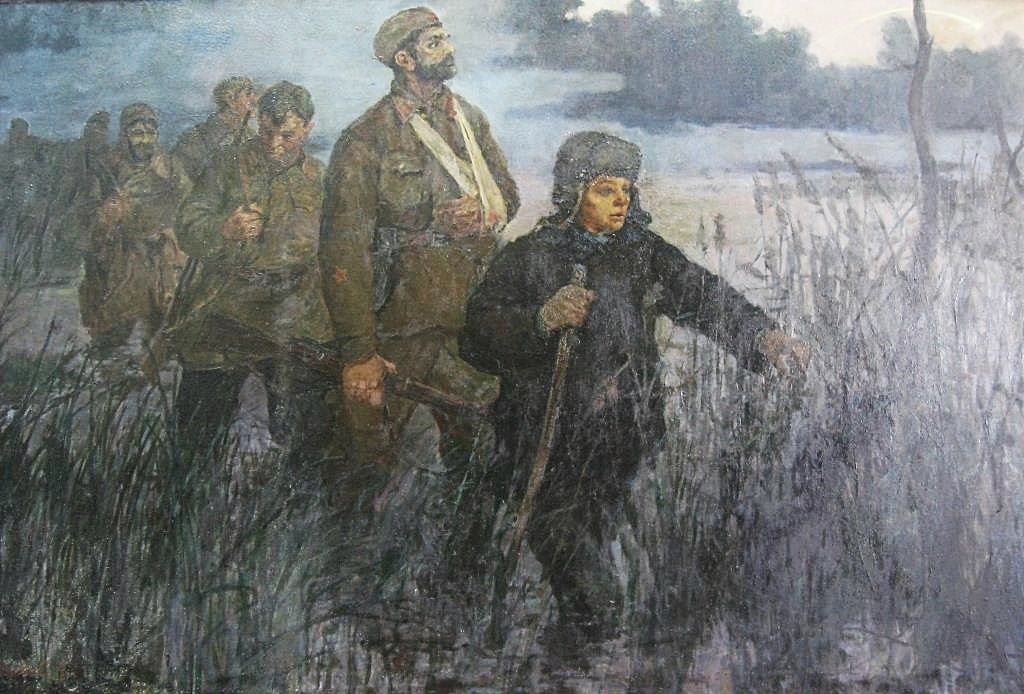 Воробьев Виктор. К своим.