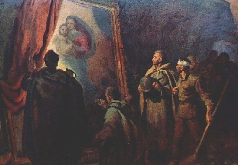 Ятченко Юлий. С мечтой о мире. Спасение шедевров Дрезденской галереи.