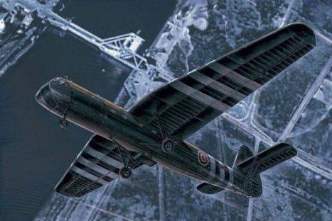 Bechennec Daniel. Транспортный планер Airspeed AS.51 Horsa.