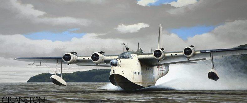 Berryman Ivan. Летающая лодка.