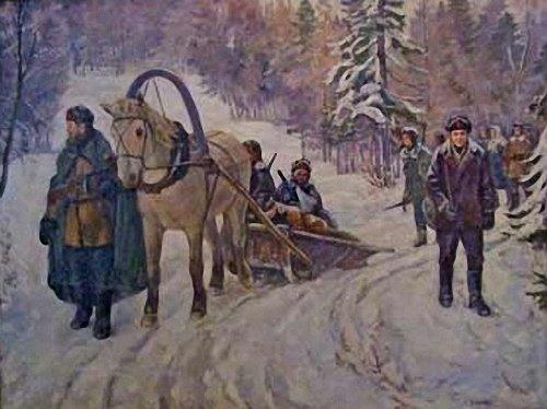 Дунчев С. Партизаны.