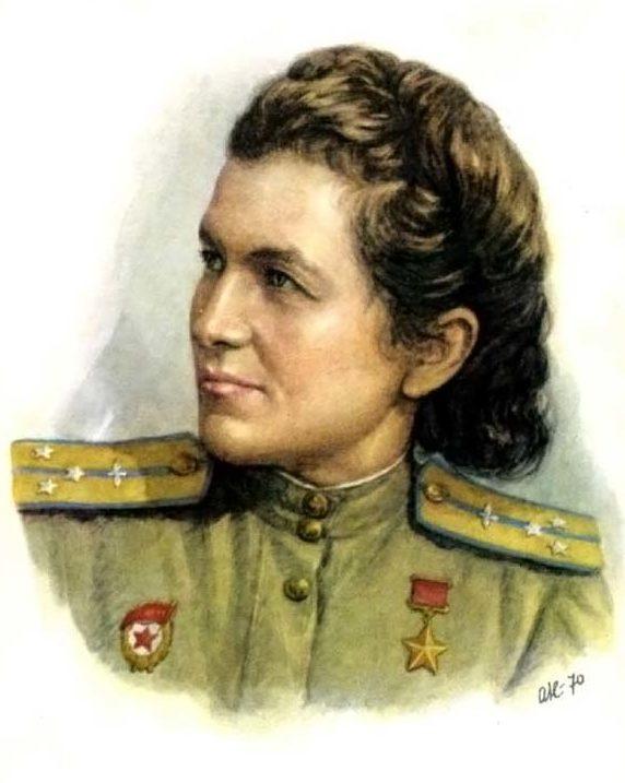 Кручина Александр. Герой Советского Союза М. Сыртланова.