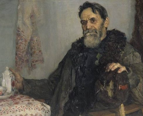 Модоров Федор. Белорусский партизан. Дед И.И. Шишко.