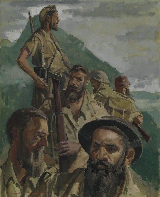 Bush Charles. Партизаны на острове Тимор.