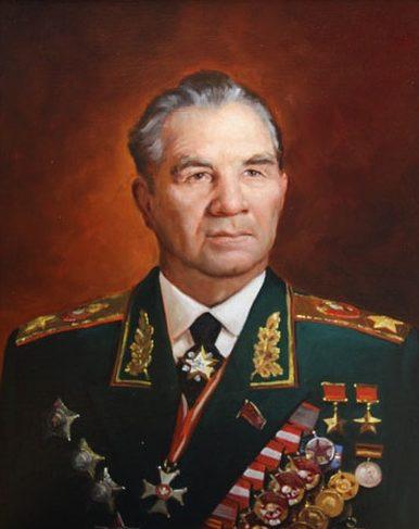 Шинкин Андрей. Маршал Чуйков.