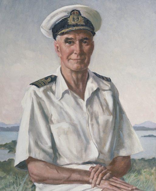 Carter Norman. Капитан Eric Feldt.