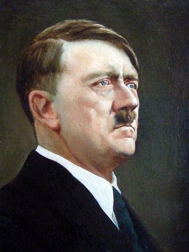 Яшин Роман. Гитлер.