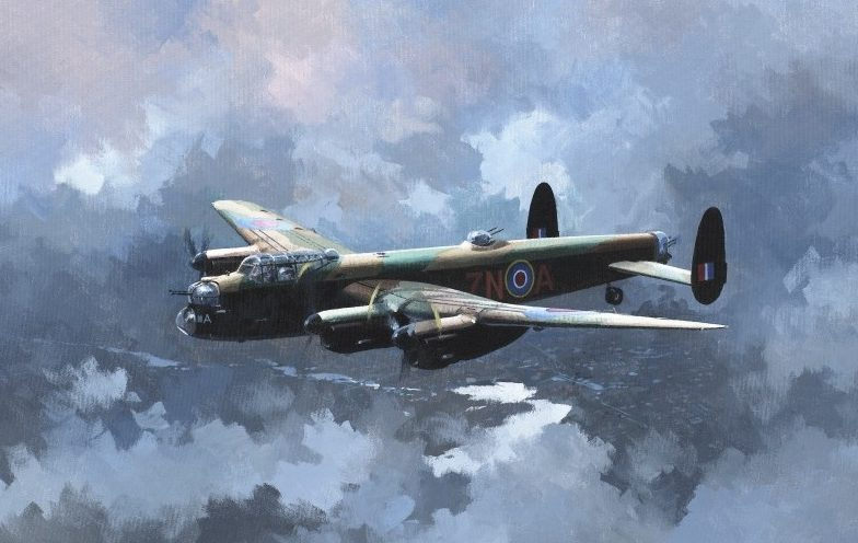 Middlebrook Roger. Бомбардировщик Avro Lancaster.
