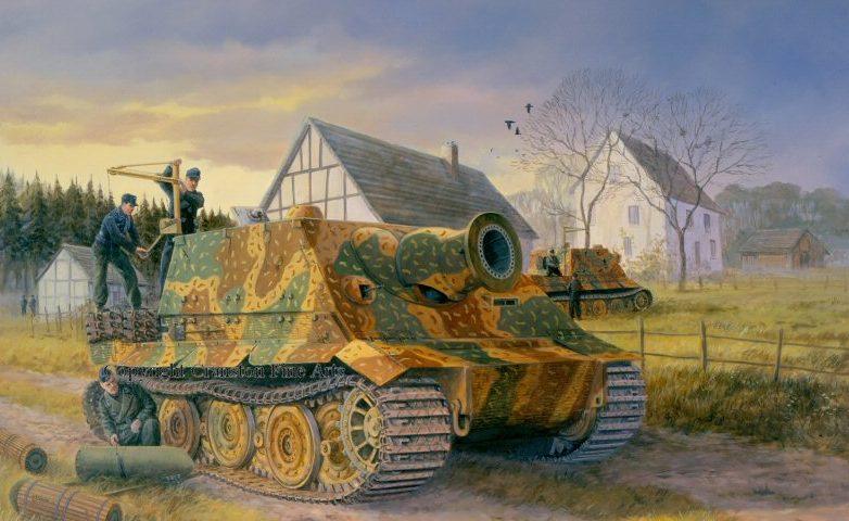 Pentland David. САУ Strummers Tiger.