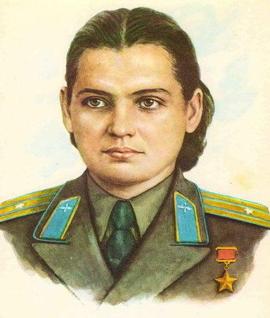 Кручина Александр. Герой Советского Союза М. Чечнева.