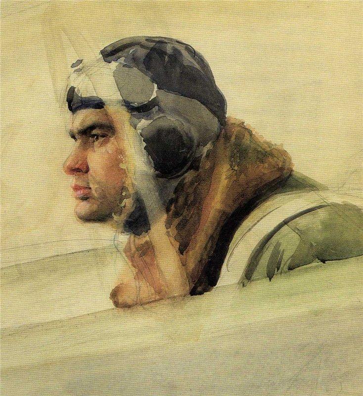 Жуков Николай. Летчик Маресьев.