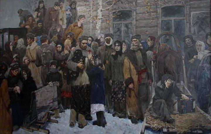 Хайрулинов Ильбек. 1941 год.