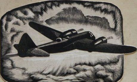Henderson Keith. Бомбардировщик Bristol Blenheim Mk.I.