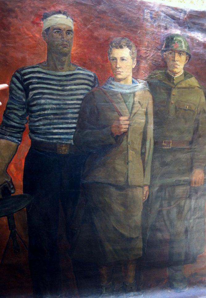 Плотнов Андрей. Герои войны.