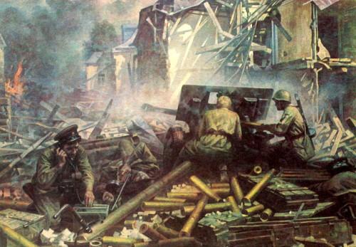 Севостьянов Геннадий. Тревожный 1941 год.