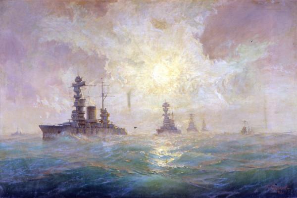 Горшков Г. Балтийская эскадра.
