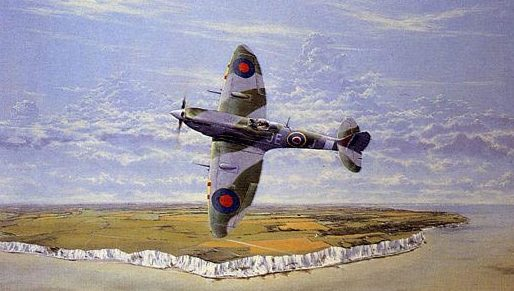 Lothian Graeme. Истребитель Spitfire IX.