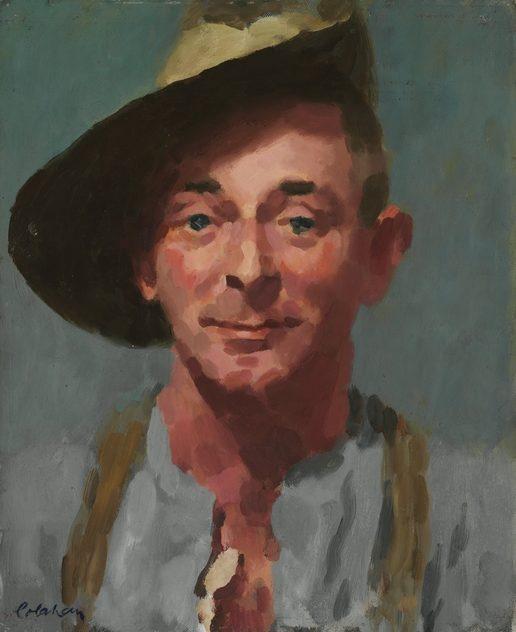 Colin Colahan. Сапер Francis Deering.