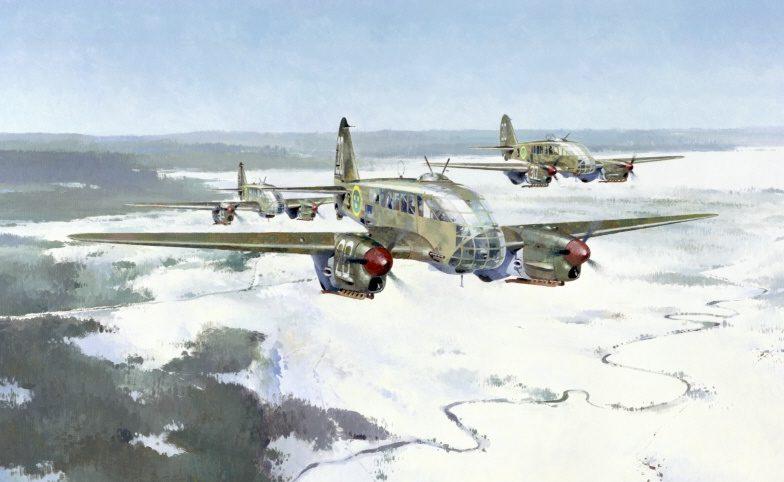Middlebrook Roger. Бомбардировщики Caproni Ca-313.