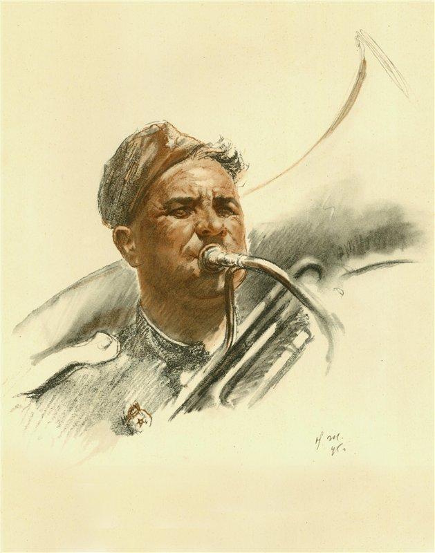 Жуков Николай. Победный бас.
