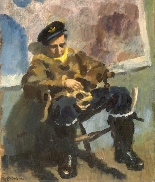 Colin Colahan. Дремлющий пилот.