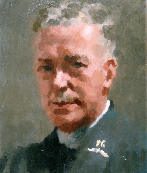Colin Colahan. Падре Frederick Walter James Cottrell.