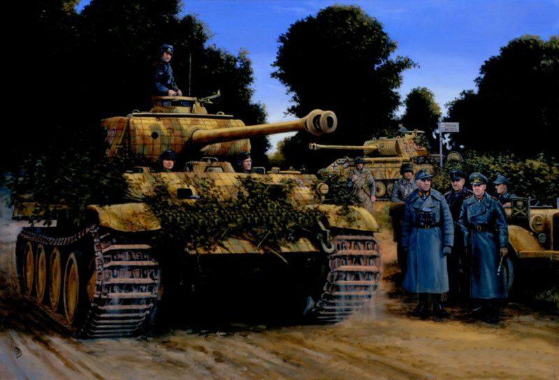 Pentland David. Генерал Rommel.