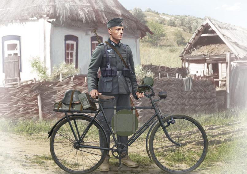 Петелин Валерий. Немецкий солдат.