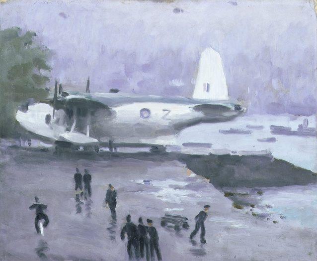Colin Colahan. Летающая лодка.